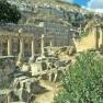 Portico nel santuario di Apollo