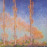 Claude Monet: Poplars (Autumn), 1891