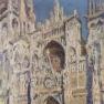 Claude Monet: Kathedrale von Rouen (1893)
