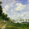 Claude Monet: Basin in Argenteuil (1872)