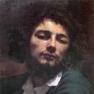 Gustave Courbet Selbstportrait