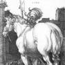Abrecht Dürer: Das grosse Pferd, 1505
