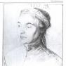 Albrecht Dürer: Bildnis eines jungen Maedchen
