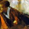 Edgar Degas: Melancholie (1874)