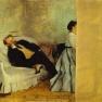 Edgar Degas: Monsieur et Madame Edouard Manet