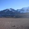 El Plomo, nahe Santiago de Chile