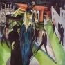Ernst Ludwig Kirchner: Potsdamer Platz (1914)