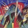 Franz Marc: Fabeltiere I