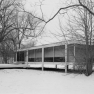 Farnsworth House in Plano, Illinois (3)