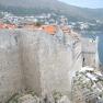 Fortification walls, Dubrovnik, Croatia