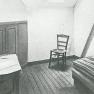 Das Sterbezimmer von Vincent van Gogh im Gasthaus Ravoux in Auvers.