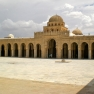 Great_Mosque_of_Kairouan_courtyard_south