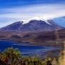 Guallatiri Vulkan, Nordchile