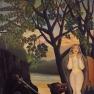 Henri Rousseau (Le Douanier): Mauvaise surprise (1901)