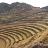 Intihuatana_ruins_at_Pisac,_Peru