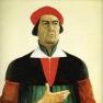 Kazimir Malevich - Self-Portrait