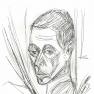 Ernst Ludwig Kirchner: Selbstbildnis (1915)