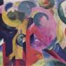 Franz Marc: Komposition III