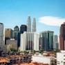 Kuala Lumpur mit Petrnonas Towers