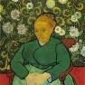 Vincent van Gogh: Porträt der Augustine Roulin, 1889 (La Berceuse)