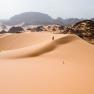 Tadrart Acacus, West-Libyen.