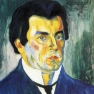 Malevich - Self-Portrait