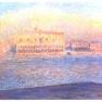 Claude Monet: Der Dogenpalast in Venedig (1908)