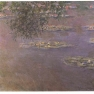 Claude Monet: Seerosen - Wasserlandschaft (1903)