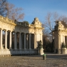 Monument to Alfonso XII of Spain, Madrid - columns 1