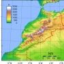 Topografie Marokkos