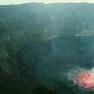 Nyiragongo, Lava