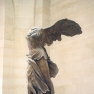 louvre: The Winged Victory of Samothrace