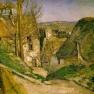 Paul Cézanne: La Maison du penduson_du_pendu (1873)