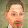 Porträt des Rainer Maria Rilke
