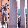 Plaza de Dalí, Madrid