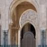 Portale der Hassan II Moschee, Casablanca (مسجد الحسن الثاني)