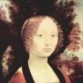Porträt einer Edeldame