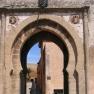 Rabat: Eingang zum Garten in Kasbah Oudaya