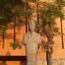 Statue von Ramses II., vor dem Museum von luxor, Ägypten
