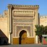 Königspalast in Meknes