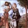 Botticelli: Die Rückkehr Judiths nach Bethulia
