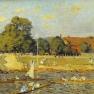Sisley-Regatta_at_Hampton_Court