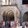 Sponza´s palace (or Rector´s palace) in Dubrovnik (Croatia)