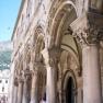 Rector´s palace in Dubrovnik (Croatia)