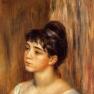 Pierre-Auguste Renoir: Suzanne Valadon (1885)
