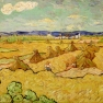 Vincent van Gogh: The Haystacks