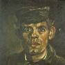 Vincent van Gogh: Kopf eines jungen Bauern (1885)