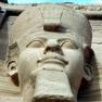 Pharao Ramses II, Abu Simbel.