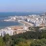 Küste von Algier...