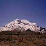 Chimborazo (Vulkan), Ecuador